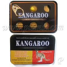 Kangaroo sex pills danger