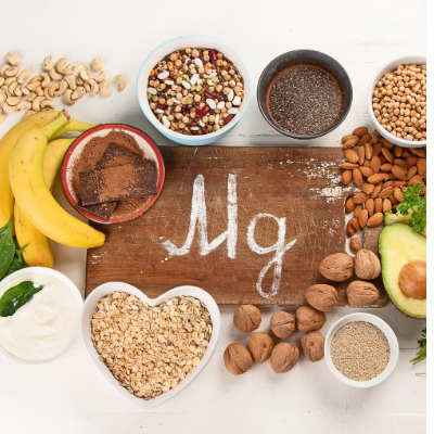 magnesium health benefits. What are the different types of magnesium.