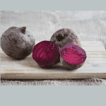 Beets and canned beets are effective in lowering high blood pressure. How nuch beet juice to lower high blood pressure. Canned beets vs. fresh beets.