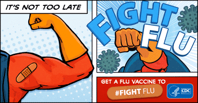 Heart disease and the flu 2018,Flu and congestive heart failure