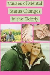 Mental status changes in the elderly, Is altered mental status changes a mental illness