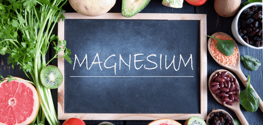 Magnesium oil gas many benefits