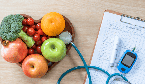 Tips on living with diabetes