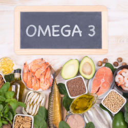 Omega 3 is good for heart disease