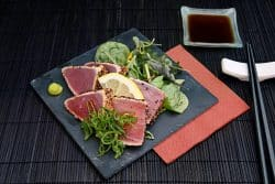 Tuna Steaks Heart Healthy